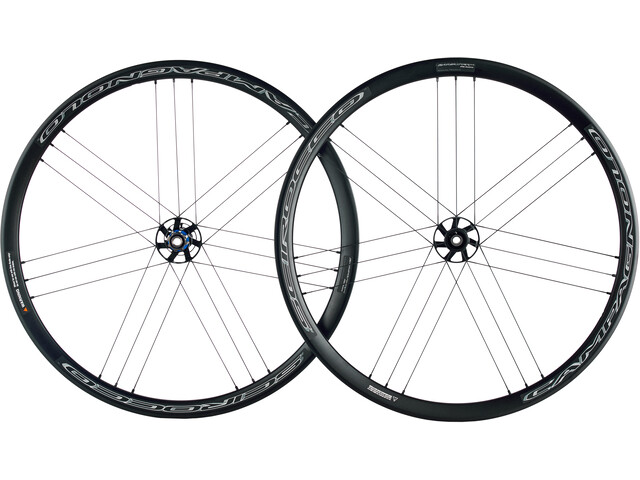 """Campagnolo Scirocco DB Wielset 28"""" CA 9-12 Disc 12x100 mm/12x142 mm"""